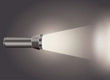 Flash light icon design Stock Photos