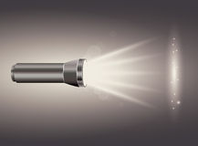 Flash light icon design Royalty Free Stock Photo