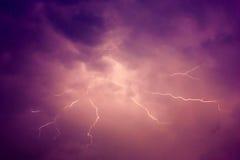 Flash Lightning Royalty Free Stock Images