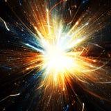 Flash luminoso Immagini Stock Libere da Diritti