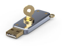 Flash memory Stock Images