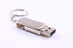 Flash memory disk Stock Photo