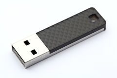Flash memory stick Stock Photos