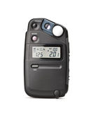 Flash meter Stock Image