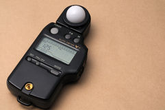 Flash meter Royalty Free Stock Images