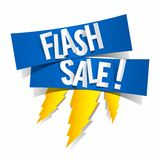 Flash Sale Royalty Free Stock Photography