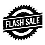 Flash Sale rubber stamp Royalty Free Stock Images