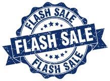 flash sale seal. stamp stock illustration