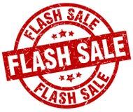 flash sale stamp royalty free illustration