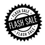 Flash sale stamp stock illustration