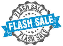 Flash sale stamp. Sign. seal Royalty Free Stock Images