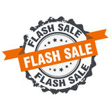 Flash sale stamp. Flash sale  stamp  stamp,sign, seal ,logo isolated on white background Stock Photo