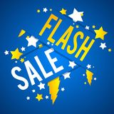 Flash Sale Stock Photography