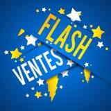 Flash sales Stock Photo
