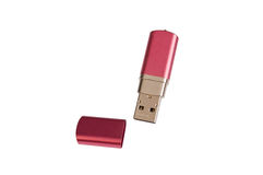 Flash usb Stock Image
