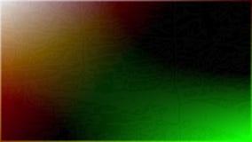 Flashes de los 2.os colores que pulsan y cambian de tamaño, moviéndose desde el centro a un fondo blanco libre illustration