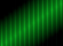 Flashing green stripes background Royalty Free Stock Image