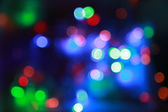 Flashing lights Royalty Free Stock Images