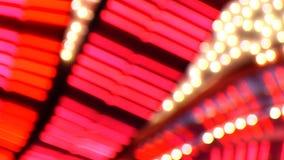 Flashing Lights 11 stock video footage