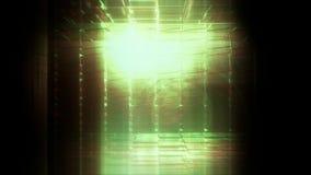 Flashing room stock footage