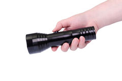 Flashlight Royalty Free Stock Photography
