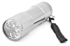 Flashlight Stock Photography