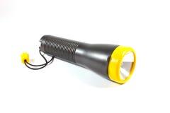 Flashlight. Flashlight on a white background Stock Photography