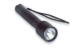 flashlight Foto de Stock
