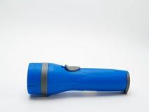 Flashlight  blue Royalty Free Stock Images