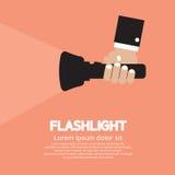 Flashlight Stock Image