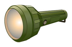 Flashlight II Stock Image
