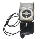 Flashmeter, vintage Royalty Free Stock Photos