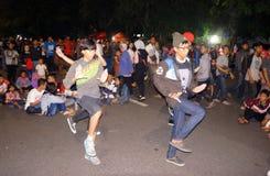 Flashmob Stock Photos