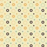 Flashy circle pa seamless pattern. Flashy circle seamless pattern. Autentic design for textile, print or digital Stock Photo