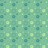 Flashy circle pa seamless pattern. Flashy circle seamless pattern. Autentic design for textile, print or digital Royalty Free Stock Photography