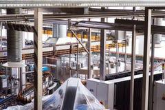 Flaskölproduktion Royaltyfria Bilder