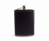 Flask for alcohol Stock Photos