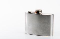 Flask for drinks Stock Photos