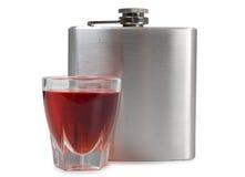 Flask Stock Photo
