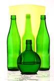 flaska Royaltyfri Fotografi