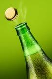Flaska av öl Royaltyfri Bild