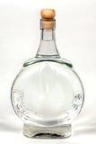 Flaska av brännvin Royaltyfri Foto