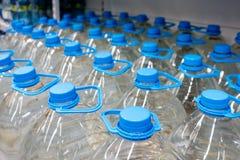 Flaska av 5 liter Royaltyfri Foto