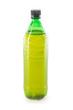 Flaska av utkastöl Royaltyfri Foto