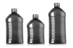 flaska isolerad plast- Royaltyfria Foton