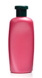 flaska isolerad shampoo Arkivbild