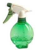 flaska isolerad spray royaltyfri bild