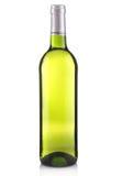 flaska isolerad wine Royaltyfri Foto