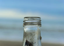 Flaskan Arkivbilder