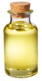 flaskan kärnar ur solrosen arkivbild